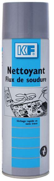 Nettoyants de précision - NETTOYANT FLUX DE SOUDURE