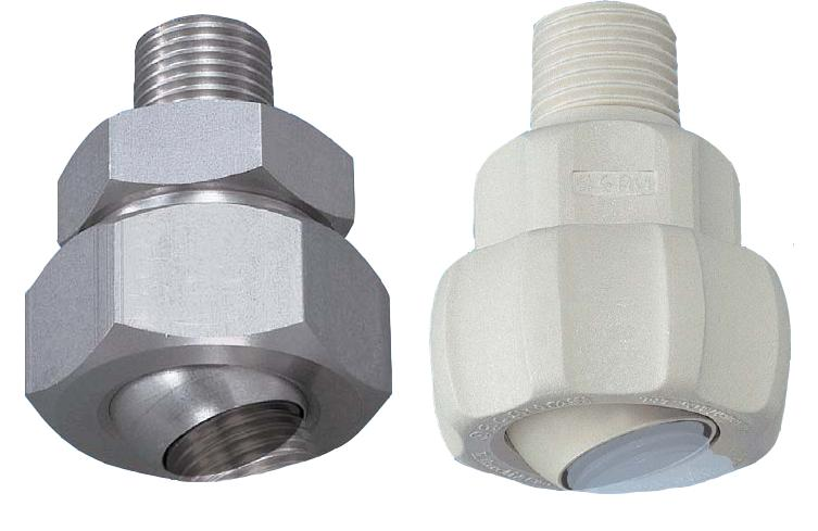 UT series – Spray direction adjustments - Accessories for manufactured nozzles