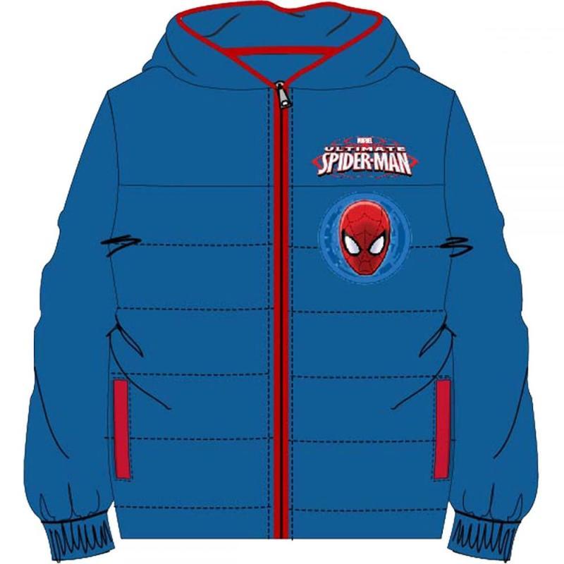 12x Parkas Spiderman du 2 au 8 ans - Blouson et Manteau