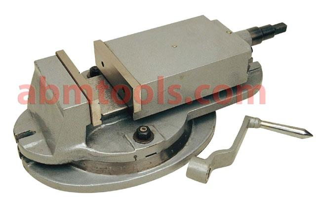 Milling Machine Vice - Swivel Base-J & S Type-England Type - Body and base are made of special high strength fine-grain Cast iron