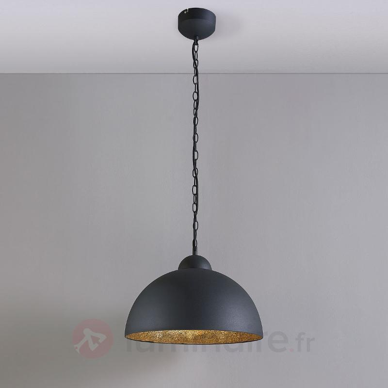 Suspension LED de forme semi-sphérique Teyla - Cuisine et salle à manger