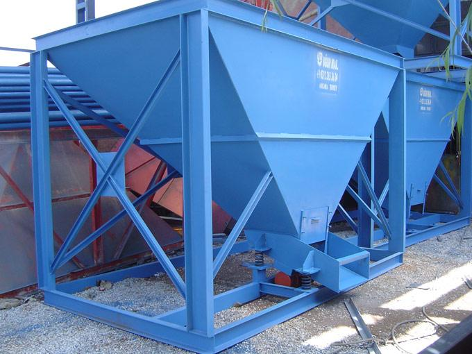 Vibrating Sand Feeders - null