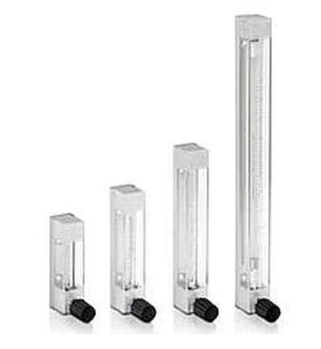 DK 46; 47; 48; 800 - Liquid flow meter / variable-area / glass tube / 0.4 - 5 000 l/h / max. 10 bar