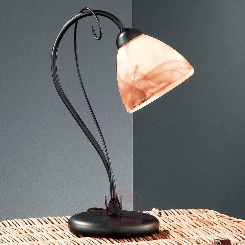 Cottage Table Light - Bedside Lamps