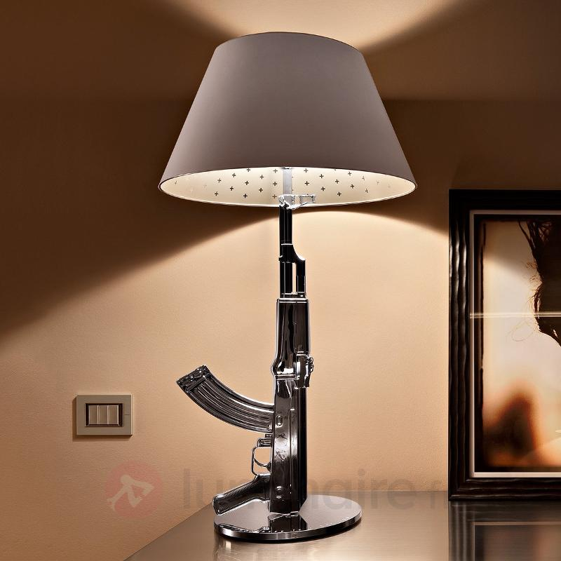Lampe à poser époustouflante TABLE GUN - Lampes à poser designs