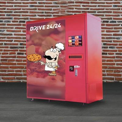 Distributeur automatique de pizza