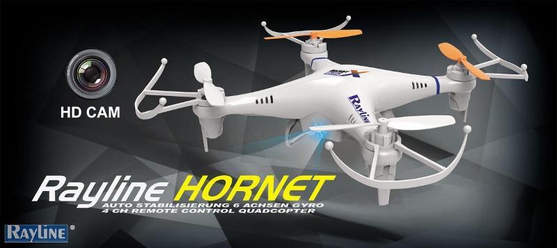 RC Ware anderer Hersteller RC Quadrocopter - R804V