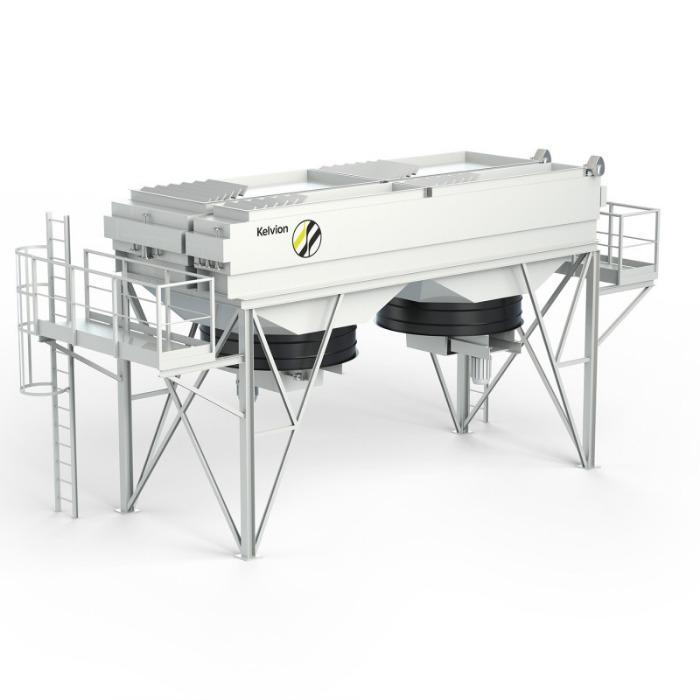 Systémy vzduchových žebrovaných chladičů - Chladiče pro základní procesy světa