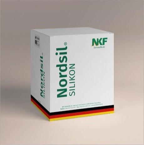 Nordsil 763 - Profi neutral Silicone Sealant