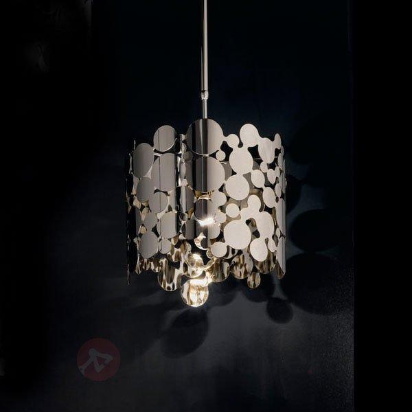Elégante suspension BUBBLES doré - Suspensions design