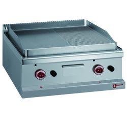 GAS COOKING PLATES - GAMME OPTIMA 700