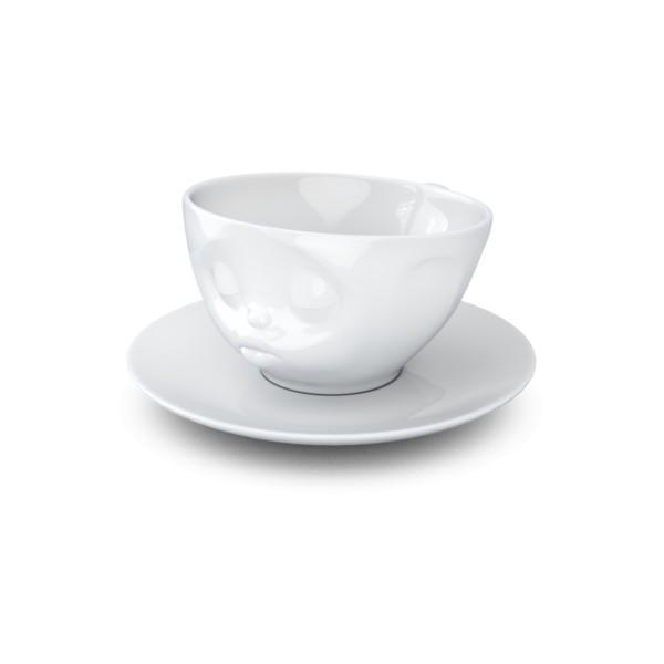 Tasse Expresso Humeur Bisou - null