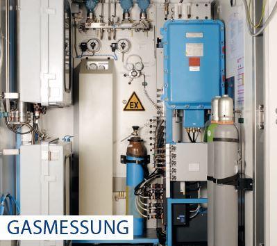 Gasmessung -