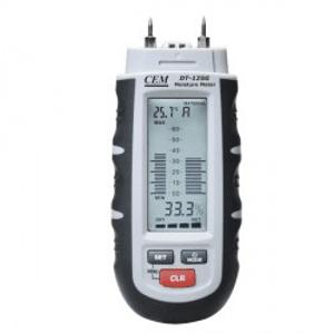 Humidimètre - pour la mesure d'humidité dans le bois ou les matériaux.