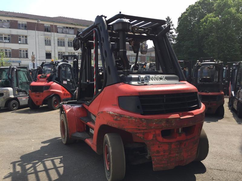 Chariot élévateur diesel Fenwick H60D - Matériels d'occasion