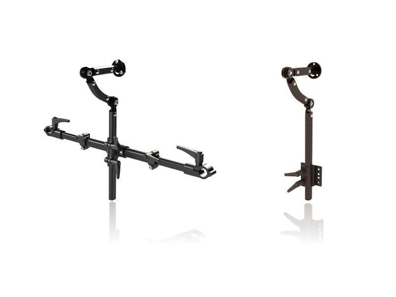 Kopfstützen, Armauflagen und Beinauflagen - Unsere Kopfstützen, Armauflagen und Beinauflagen für Reha-Geräte und Krankenhaus