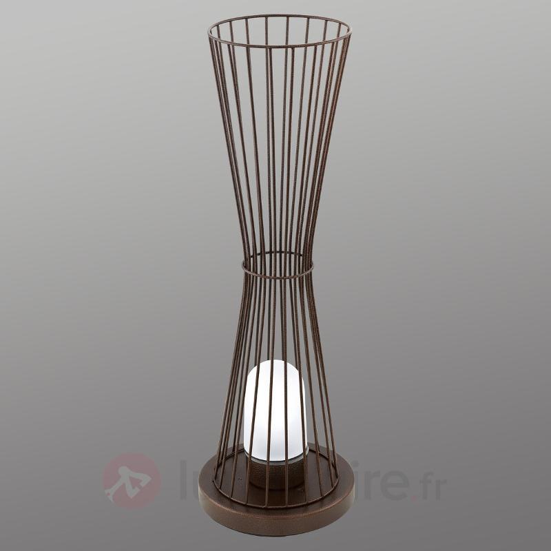 Terrico - un éclairage de terrasse stylé - Luminaires de terrasse