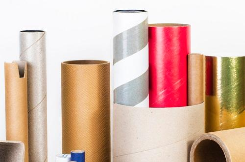 Tubes and cores - Made of cardboard, personalised and made to order. Parallel or spiral