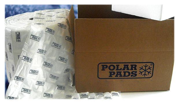 Polar Pads - Rewolucja w transporcie żywności