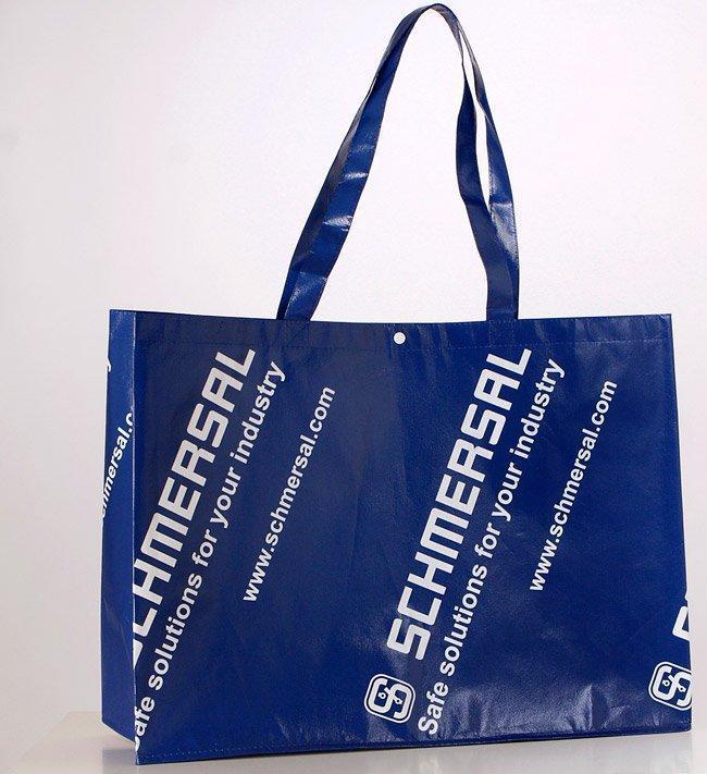 Элегантные нетканые сумки - С покрытием, без покрытия, рекламные материалы