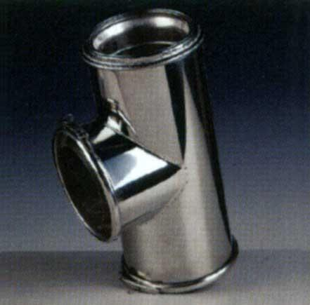 Inox double paroi CONOX - Conduits de cheminée