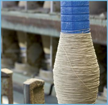 Paper yarn - Paper yarn