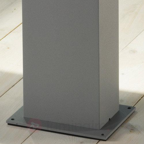 Borne lumineuse LED Jerrick haute de 40 cm IP55 - Bornes lumineuses LED