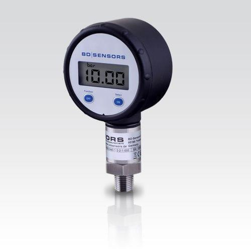 Digital Pressure Gauge DM 17 - digital pressure gauge / electronic / process / stainless steel
