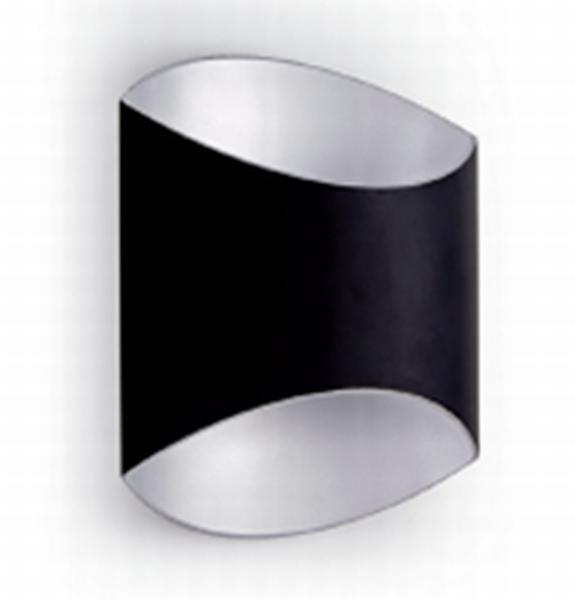 """APPLIQUE """"GLAM 250"""" G9 40W QT14 NOIR/ARGENT - Intérieur décoratif"""