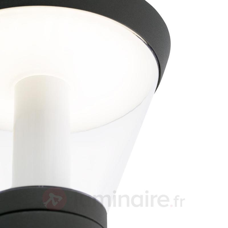 Applique extérieure LED de caractère Shelby - Appliques d'extérieur LED