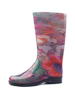 PVC shoes - Rain boots for women BARVY