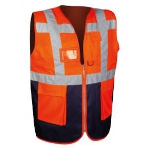Vest with Reflectors