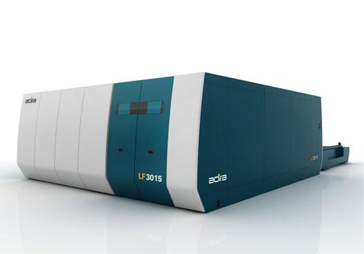 "Máquinas Corte Laser - LF ""Fiber"""