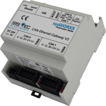 CAN-Ethernet Gateway V2 - Industrial Communication