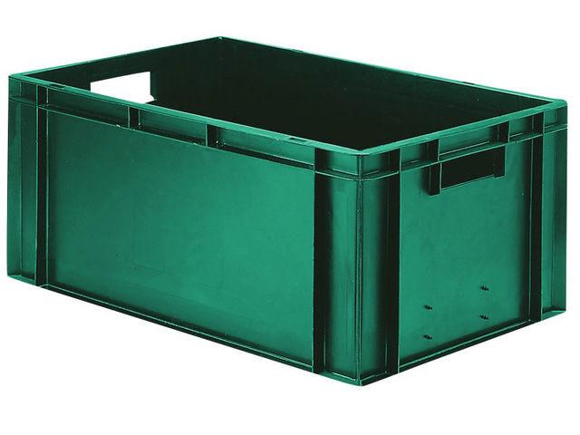 Stacking box: Dina 270 1 - Stacking box: Dina 270 1, 600 x 400 x 270 mm