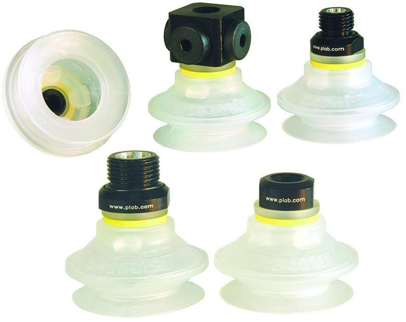 ventouses - B-MF - 1½ Soufflets Sans Trace (15–50 mm)