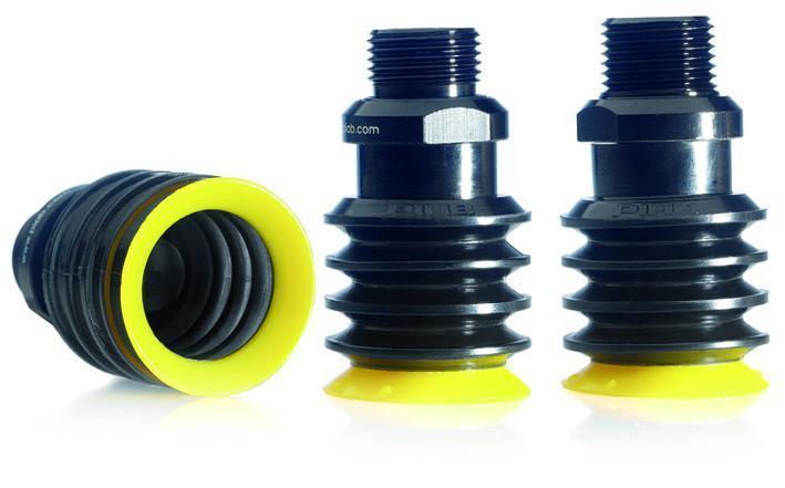 ventouses - BL-3 - Multi Soufflets DURAFLEX® (30 – 50mm)