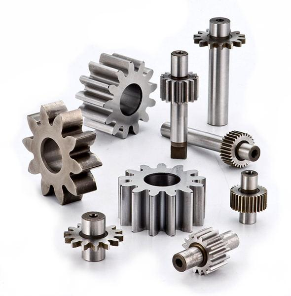 Pump gears