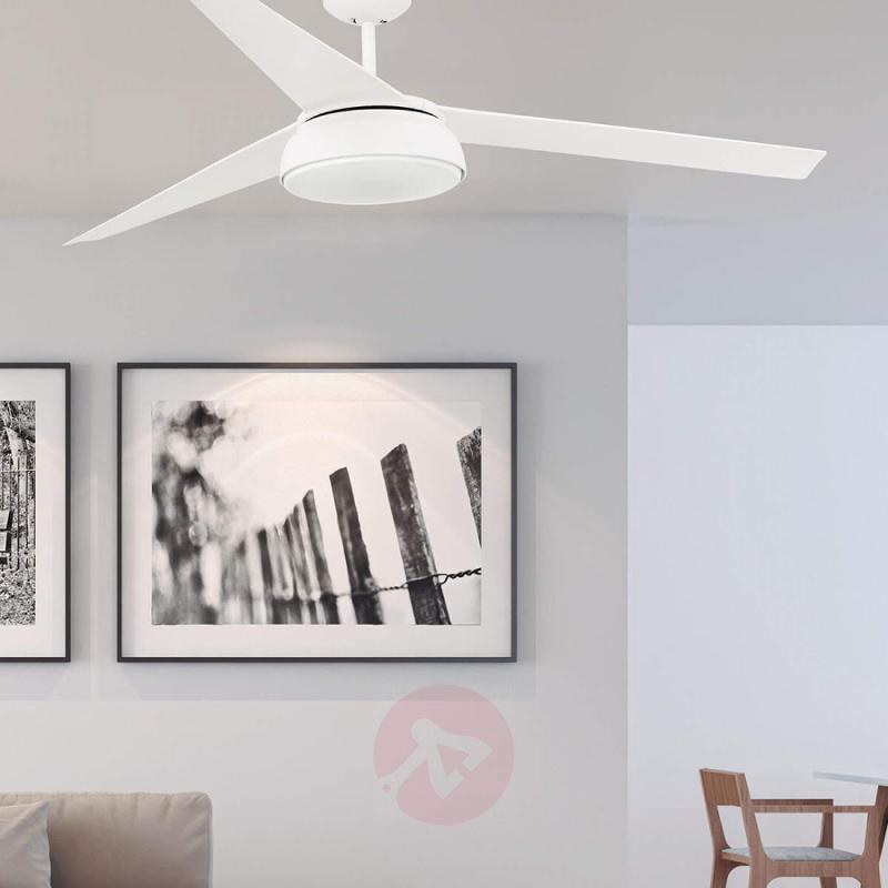 Dimmable light - LED ceiling fan Vulcano - fans
