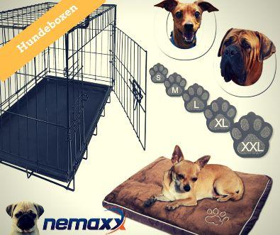 Nemaxx Hundebox / Haustierbox