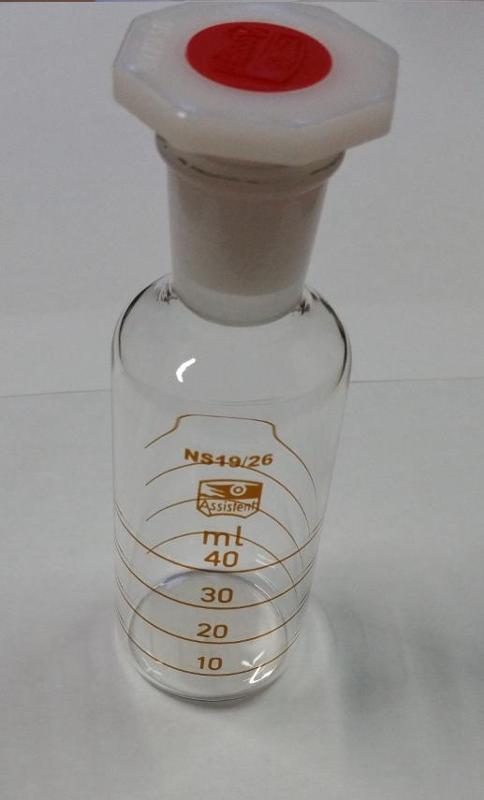 Burettes hydrotimètriques - null