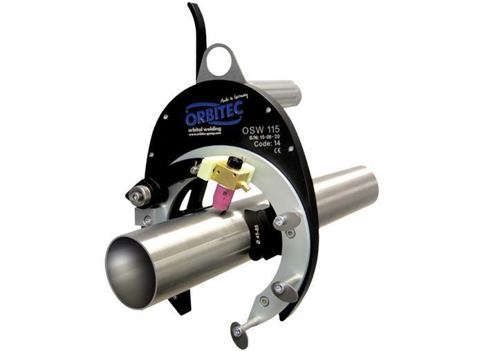 OSW series - Open-frame weld head for orbital welding - OSW, Orbitec