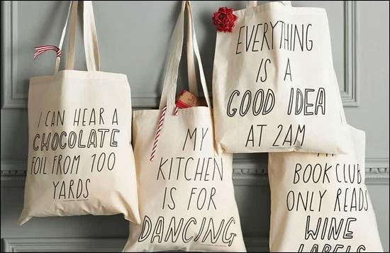 Promotional Trade Show bag - Wholesale Cheap Cotton Trade Show Bags/cheap Printed Trade Show Bags/custom Logo