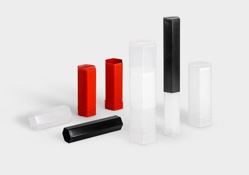 HexPack - Tube en plastique