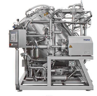Cuiseur mélangeur affineur vapeur cutter sauces - STEPHAN VMC400