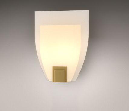 Art deco wall lights - Model 160 K