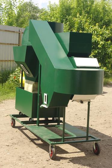 Система очистки зерна ИСМ-5 с ЦОК -