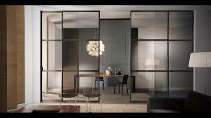 стеклянные раздвижные двери - стеклянные конструкции