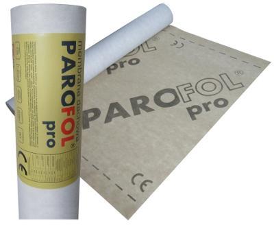 Membrana dachowa PAROFOL pro 130g/m2 - 1,5m x 50m -