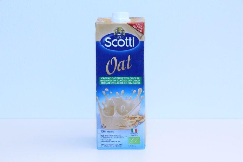 Scotti Organic Oat Drink With Calcium 1l -